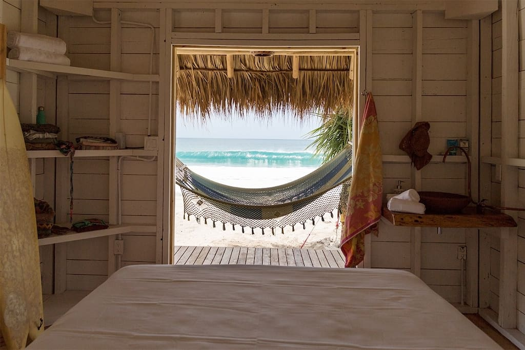 The view from your bed