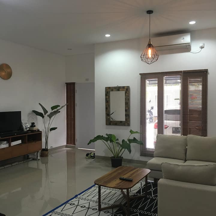 Miral 5 Residence, Townhouse at South Jakarta