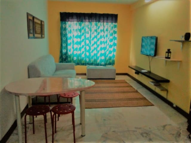 Sek. 7 Shah Alam 3 Bedrooms Free WiFi & Car Park