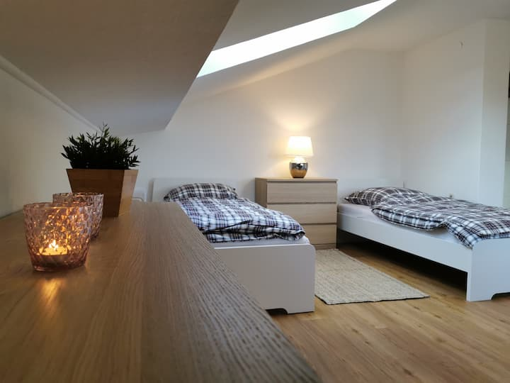 Schönes Apartment in Kolbermoor im Mangfalltal