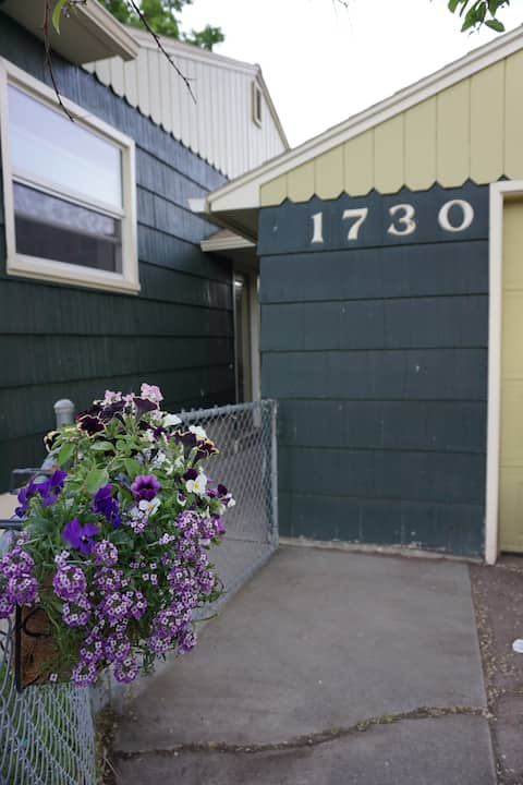 *NEW LISTING!*  Entire Apartment, Fully Outfitted!