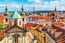 Fall in love with Prague !