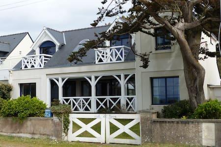 Maison familiale face à la mer - Mesquer-Quimiac