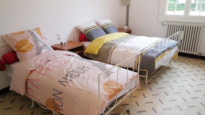Location maison confort et pratique