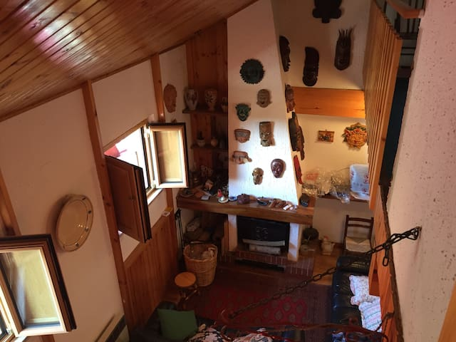 """Casa in stile """"baita"""" a Camigliatello Silano"""