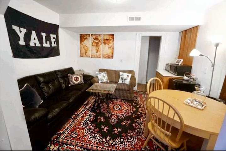 2 Private Bedrooms in the Heart of Downtown Yale