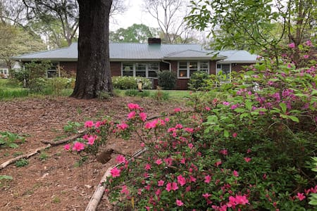 Oconee Cottage Family and Pet Friendly Home