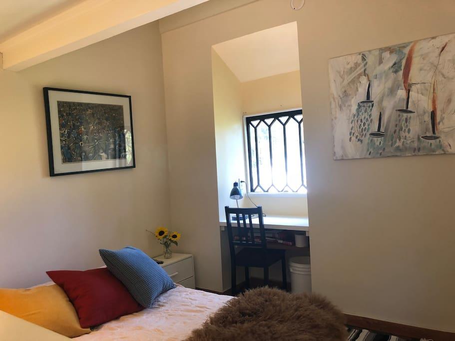 loft bedroom north