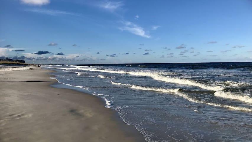 Atlantic Ocean - Northern View