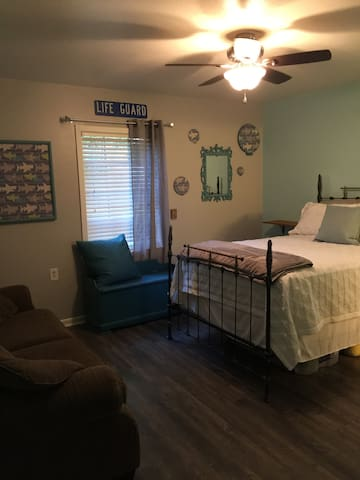 Seas the Day Suite at Southern Lights Inn