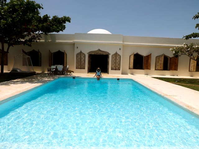 sultan saka house - Diani Beach - Villa