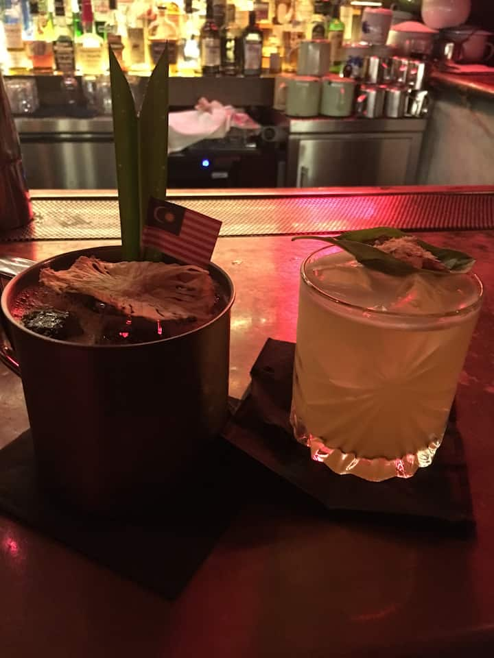 Unique, yummy and refreshing cocktails!