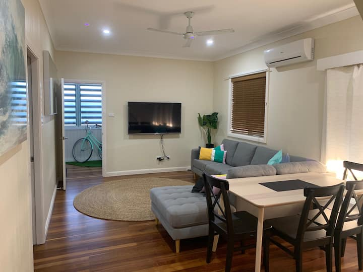 Beautiful family home - newly furnished.