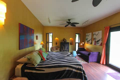 Radiant, Master Suite, Main House, Soul House