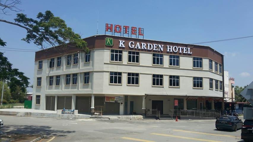 K Garden Hotel, Parit Buntar, Malaysia - Parit Buntar - Jiné