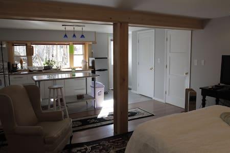 Woodstock Maverick House Studio-full kitchen - Woodstock