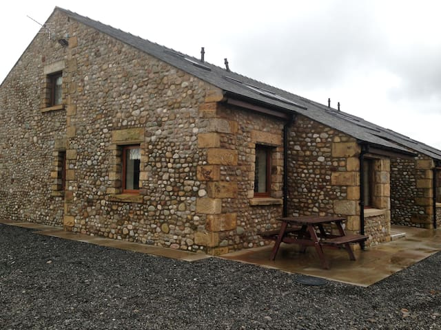 4 Star Self Catering Cottages in Lancaster (C2) - Cockerham - Квартира