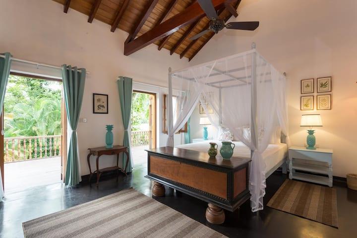 Wallauwa Bedroom - Viceroy House