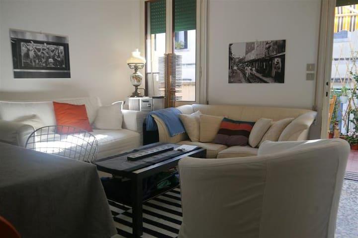 Un canapè lit a Padue