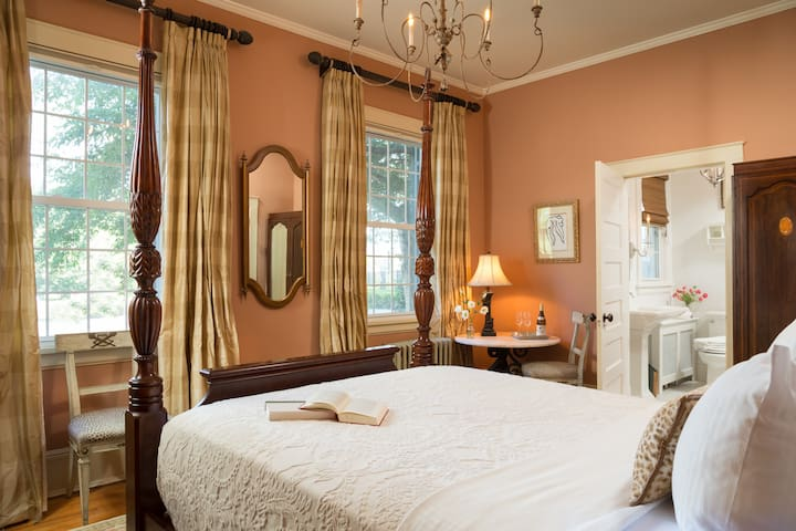 ★ GLEN GORDON MANOR ★ Luxury in the country, the Montejurra room