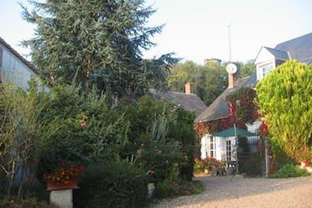 Le Romantique - Monteaux - Natur-Lodge