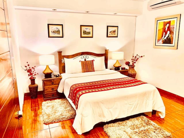Beautiful Cozy Private Room in Miraflores - B&B