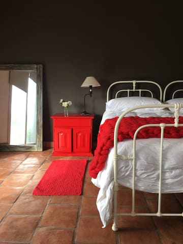 Habitación c/ baño privado praderas de San Lorenzo
