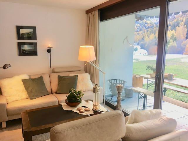 Bergün-Appartement B17