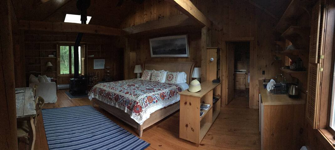 Snug Cottage for a couple - Tannersville