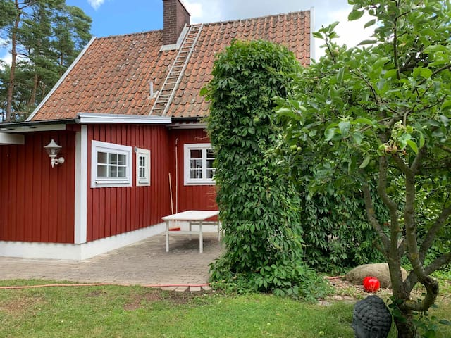 A perfect summer retreat for the family in Åhus
