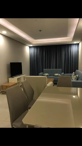 Two bed room flat Amwaj