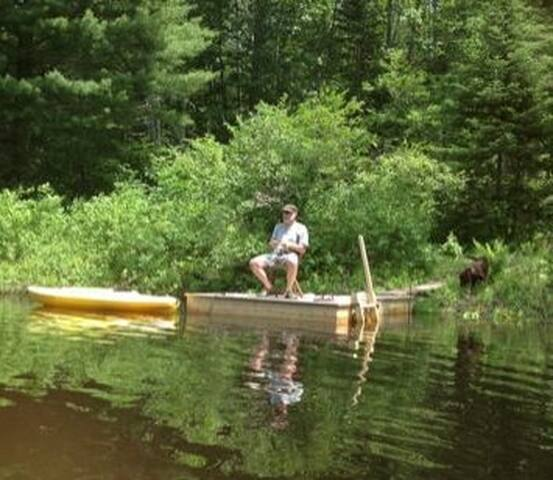 Riverfront, Midcoast Maine