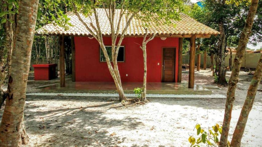 Casa de 'João e Maria' - Caraiva - House