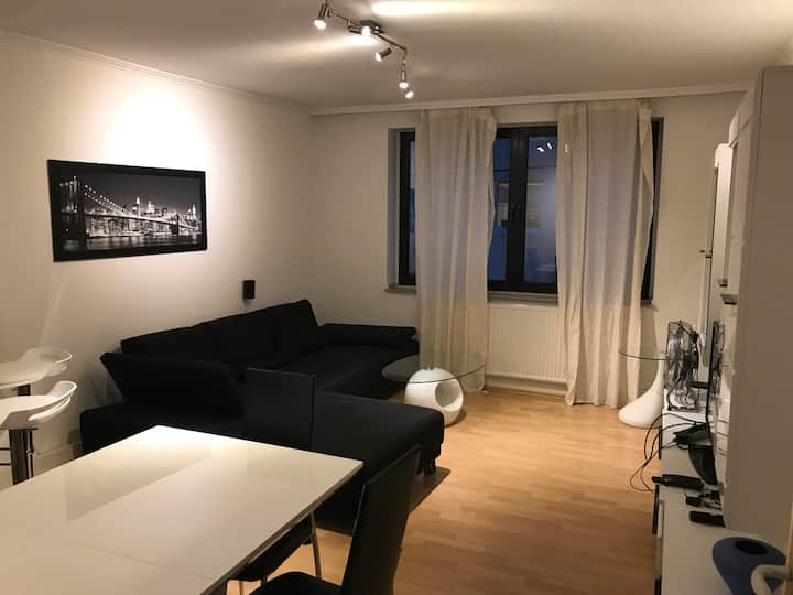 Wohnung im Herzen Düsseldorf
