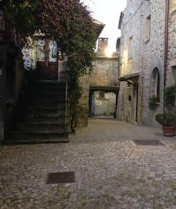 La casina del vicolo - Baschi - บ้าน