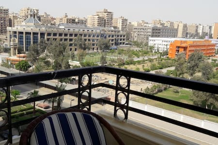 Nasr City(Best location) 12K/month for long period