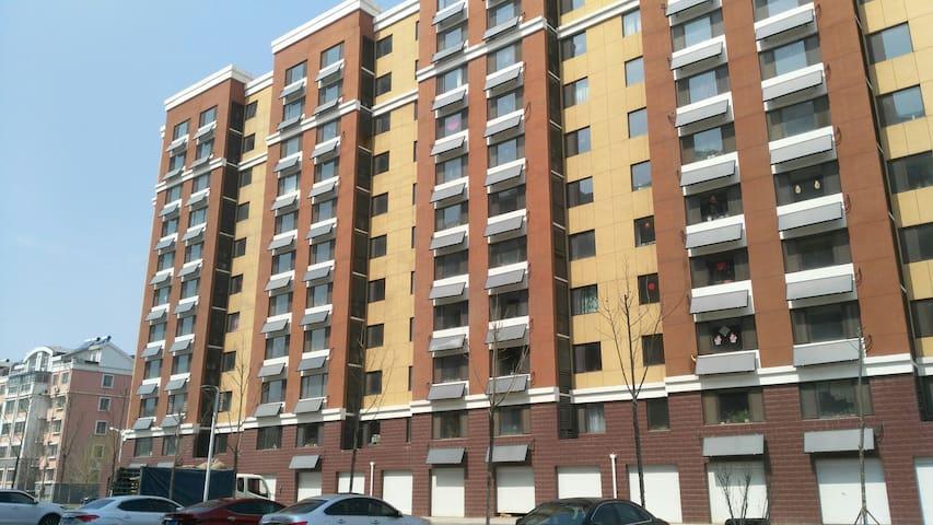 中心城区南苑东区134平市政供暖、电梯洋房