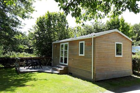 Mobil-home Corylus - Camping Le Petit Bois