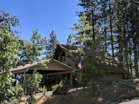 舒适温馨的小木屋- Yosemite路