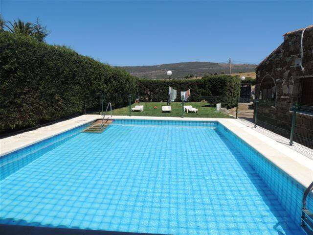 Chalet con piscina privada Bolonia. - Tarifa - Chalet