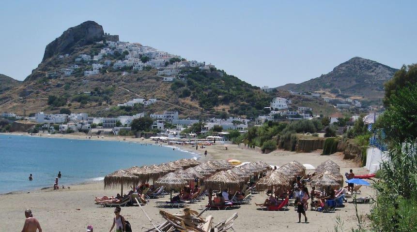 Διαμέρισμα δίπλα στη θάλασσα - Skyros - Casa