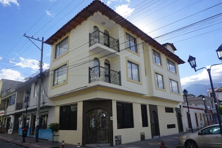 Be in the heart of Cotacachi! - Apartment