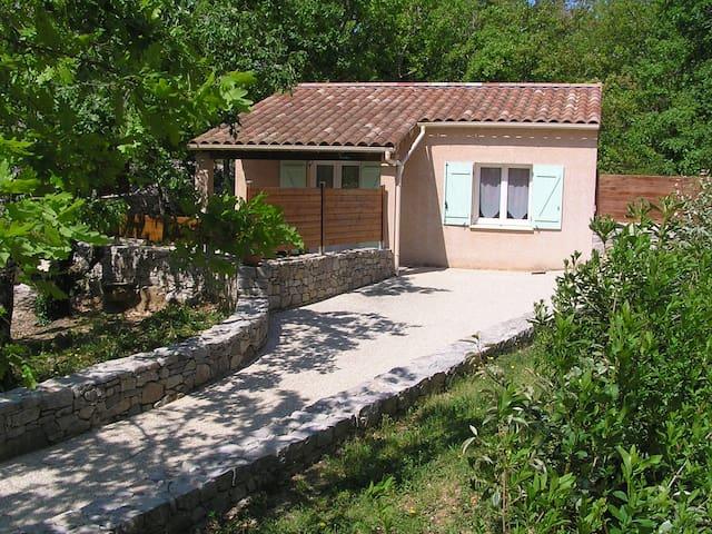Gîte Le Fatouiller près du Pont d'Arc - Saint-Alban-Auriolles
