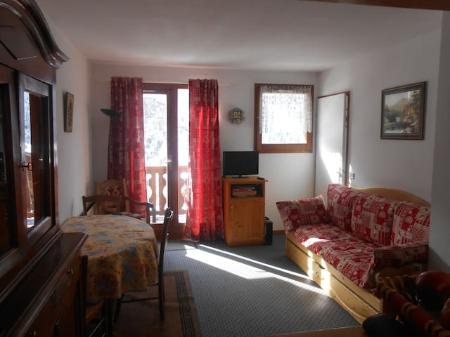 Cosy, stored apparment for 4-5 pers - Peisey-Nancroix - Appartement