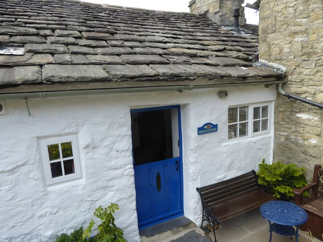 Cosy Three Peaks Dales Cottage with Wi-Fi - Settle - Dom