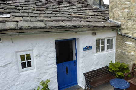 Cosy Three Peaks Dales Cottage with Wi-Fi - Settle - Casa