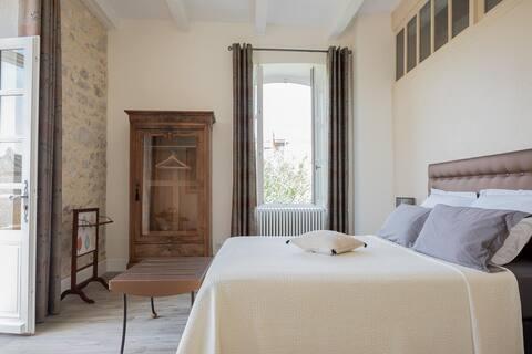 """Chambre """"ROCAMADOUR"""" Maison Saint Privat - MONTCUQ"""
