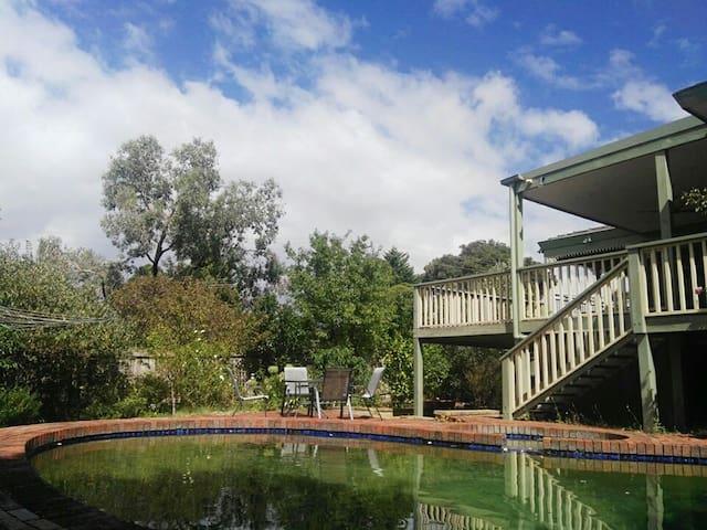 猫本·运屋 Confortable House at Glen - Glen Waverley - Villa