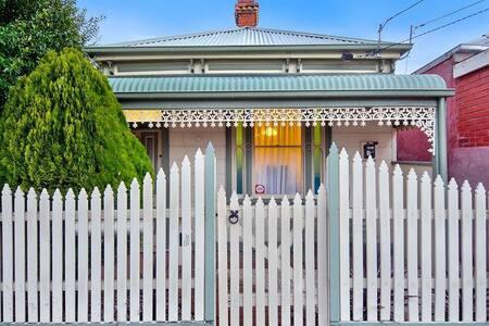 Cute Victorian Home