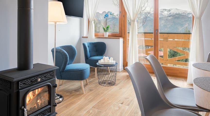 Apartament pod niebem
